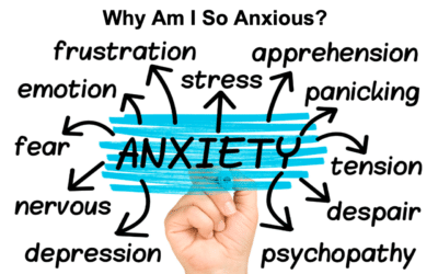 Why am I so anxious?