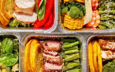 Making the Macros: How to Meal Prep For Weight loss